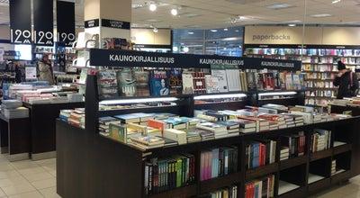 Photo of Bookstore Akateeminen Kirjakauppa at Kauppakeskus Hansa, Turku 20100, Finland