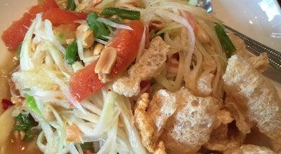 Photo of Thai Restaurant Aroy Thai at 4656 N Damen Ave, Chicago, IL 60625, United States