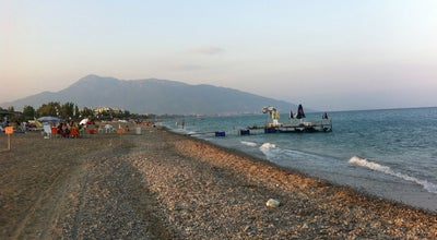 Photo of Beach Mavi Ay Beach at Anamur, Turkey