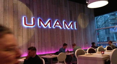 Photo of Asian Restaurant Umami at Binnenrotte 140, Rotterdam 3011 HC, Netherlands