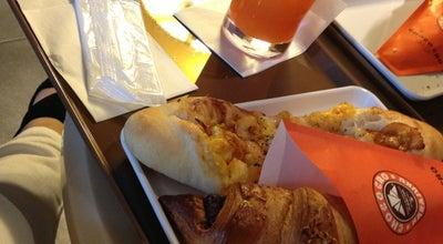 Photo of Cafe サンマルクカフェ 西武久米川駅前店 at 栄町1-4-26, 東村山市 189-0013, Japan