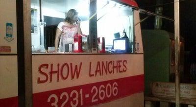 Photo of Burger Joint Show Lanches at Praça Cônego Zeferino Avelar, Três Corações 37410-000, Brazil