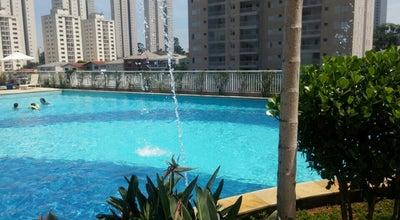 Photo of Pool Piscina at Condomínio Mund, São Paulo 04686-001, Brazil
