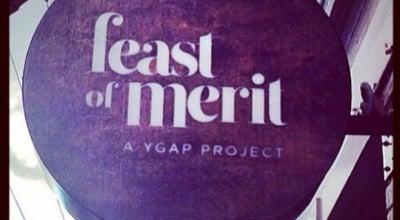 Photo of Restaurant Feast of Merit at 117 Swan Street 3121, Australia
