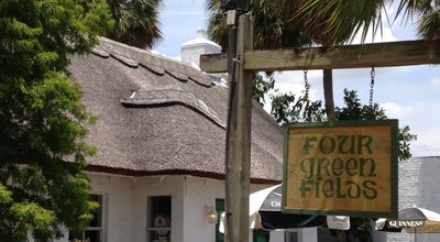 Photo of Pub Four Green Fields at 205 W Platt St, Tampa, FL 33606, United States