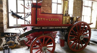 Photo of History Museum Leeds Industrial Museum at Armley Mills at Canal Rd., Leeds LS12 2QF, United Kingdom