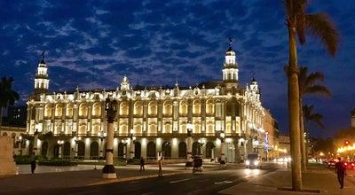 Photo of Opera House Gran Teatro De La Habana at Calle Prado E/ San Rafael Y San José, Ciudad De La Habana 10600, Cuba
