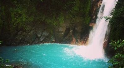Photo of Trail Río celeste at Parque Nacional Volcán Tenorio, Upala, Costa Rica