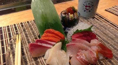 Photo of Sushi Restaurant I Love Sushi at 23 Lake Bellevue Dr, Bellevue, WA 98005, United States
