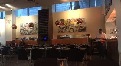 Photo of Italian Restaurant Da Claudio at 21 Ann St, New York, NY 10038, United States