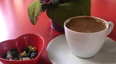 Photo of Cafe Bizim Cafe Zeynep'in Mutfağı at 4019/4  Sokak No: 5h, İzmir 35400, Turkey