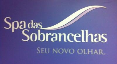 Photo of Spa SPA das Sobrancelhas at Qnm 1 Conj. H, Lt. 40, Sl. 104, Brasília 72215-018, Brazil