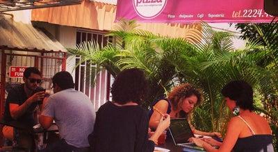 Photo of Pizza Place Observa La Pizza at 25 Mts Sur De Universidad Veritas, San Jose, Costa Rica