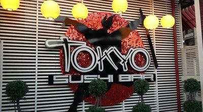 Photo of Sushi Restaurant Tokyo sushi bar at Russia