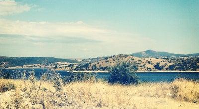 Photo of Lake Bent Gölü at Turkey