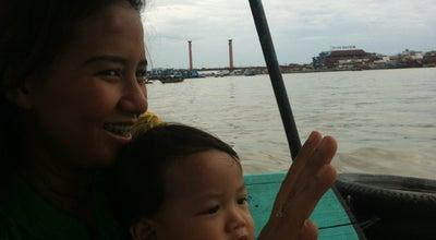 Photo of Water Park sungai musi at Indonesia