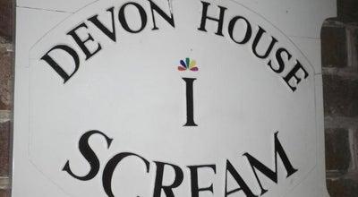 Photo of Ice Cream Shop Devon House I-Scream at Devon House, Kingston, Jamaica