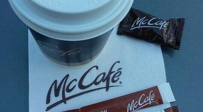 Photo of Coffee Shop McCafé at Șos. Nordului, Ploieşti, Romania