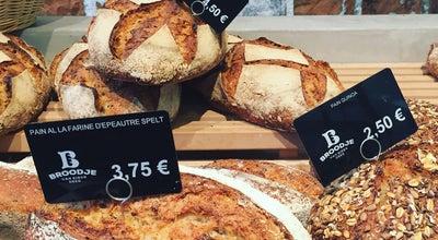 Photo of Bakery Broodje van eigen deeg at Brugstraat 11, Groningen 9712 AA, Netherlands