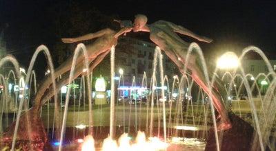 Photo of Plaza Площа Архітекторів at Вул. Пушкiнська, Харків 61002, Ukraine