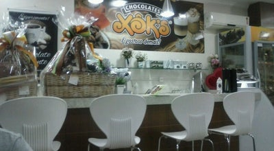 Photo of Dessert Shop Xok's Gelateria at Rua Moron, Passo Fundo, Brazil