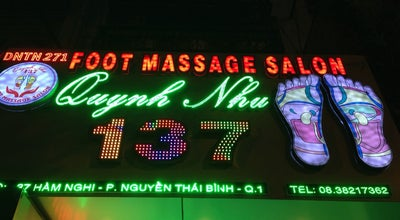 Photo of Spa 137 Foot Massage at 137 Ham Nghi, Ho Chi Minh City, Vietnam