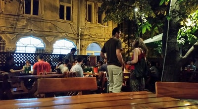 Photo of Cafe Teatru Fix at Str. Cuza Vodă Nr. 10 , Subsol, Iasi, Romania