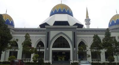 Photo of Mosque Masjid Kolej Islam Pahang Sultan Ahmad Shah at Km 8, Kuantan 25150, Malaysia