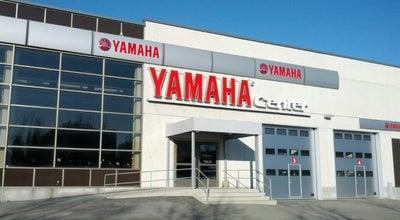 Photo of Motorcycle Shop Yamaha Center at Patamäenkatu 5, Tampere 33900, Finland