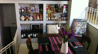 Photo of Vegetarian / Vegan Restaurant Origen Cafe at Humberto Primo 599, Buenos Aires, Argentina