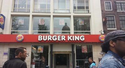 Photo of Fast Food Restaurant Burger King at Leidseplein 7, Amsterdam 1017 PR, Netherlands