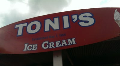 Photo of Ice Cream Shop Toni's Ice Cream at 1700 W Pike St, Clarksburg, WV 26301, United States