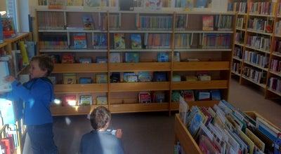 Photo of Library Bibliotheek at Lindenboomstraat 3, Borsbeek 2150, Belgium