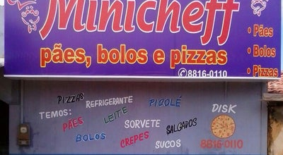 Photo of Bakery MINI CHEF at Av  Benedito F Campos, 319, Timon 65633-280, Brazil