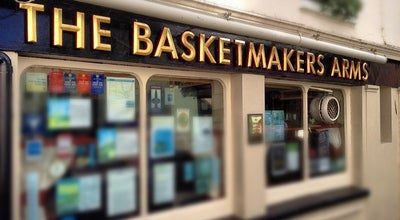 Photo of Pub The Basketmakers Arms at 12 Gloucester Rd, Brighton BN1 4AB, United Kingdom