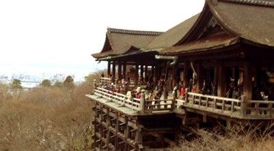 Photo of Buddhist Temple 清水寺 (Kiyomizu-dera Temple) at 東山区清水1-294, 京都市 605-0862, Japan