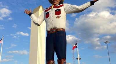 Photo of Monument / Landmark Big Tex at Big Tex Circle, Dallas, TX, United States