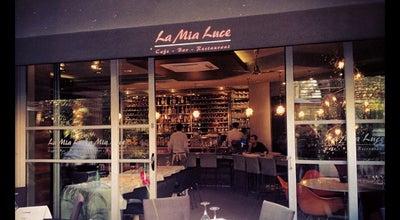 Photo of Cafe La Mia Luce at Plaj Yolu Sk No:18 B Blok Suadiye, Maltepe, İstanbul 34740, Turkey
