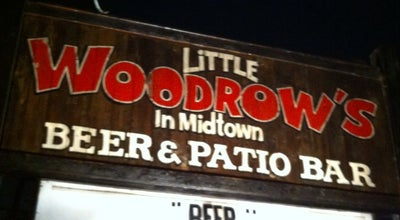 Photo of Bar Little Woodrow's at 2306 Brazos St, Houston, TX 77006, United States