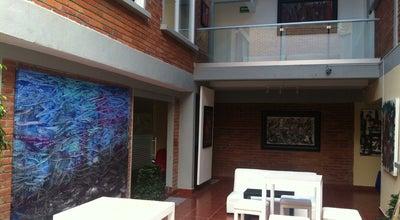 Photo of Art Gallery Casa De Arte Málaga at Málaga 92, Ciudad de México, Mexico