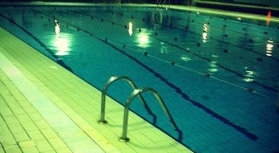Photo of Basketball Court LAU Gymnasium at Basketball Court/pool, Qoreitem, Lebanon
