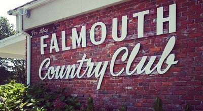 Photo of Golf Course Falmouth Country Club at 630 Carriage Shop Rd, East Falmouth, MA 02536, United States