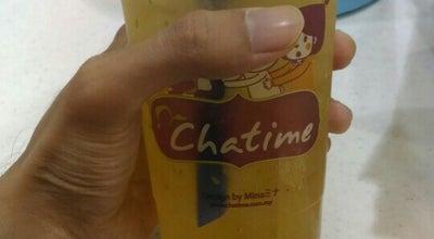 Photo of Tea Room Chatime at Batu Pahat Mall, Batu Pahat, Malaysia