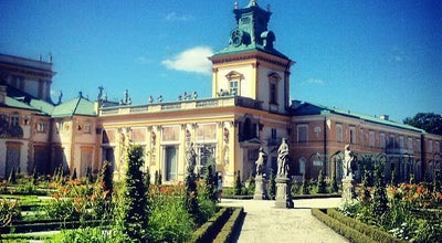 Photo of Historic Site Pałac w Wilanowie at Stanisława Kostki-potockiego 10/16, Warszawa 02-958, Poland