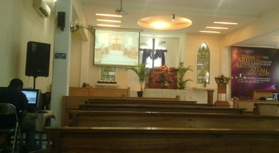 Photo of Church Gkjw Waru at Jl.s.parman, Sidoarjo, Indonesia