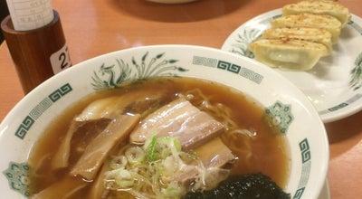 Photo of Ramen / Noodle House 日高屋 北越谷駅ファイン店 at 大沢3-4-26, 越谷市, Japan