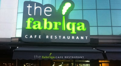 Photo of Cafe The Fabriqa Beykent at Yavuz Sultan Selim Blv. No:116 Beykent Beylikduzu Perla Vista Avm, Istanbul 34580, Turkey