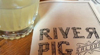 Photo of American Restaurant River Pig Saloon at 529 Nw 13th Ave, Portland, OR 97209, United States