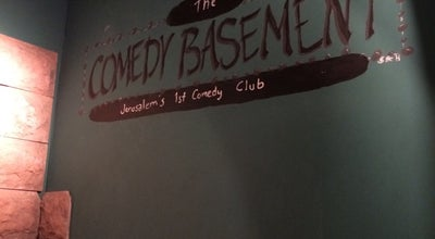 Photo of Comedy Club Off the Wall Comedy Basement at King George, Jerusalem, Israel