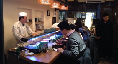 Photo of Japanese Restaurant Eat Tokyo at 50 Red Lion St, London WC1R 4PF, United Kingdom